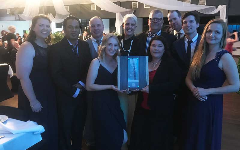 4t BUSINESS EXCELLENCE AWARD 2019