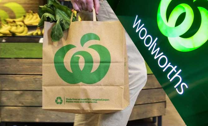 Woolworths speaks out on Climate Change